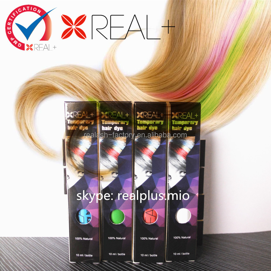 Best Hair Dye For Gray Hair Real Plus Colorful Hair Color Mascara