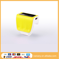Technological products chinese 3d custom mouse, rechargeable wireless finger mouse
