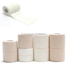Cotton elastic adhesive bandage with latex free, light EAB
