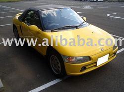 Honda Beat Open Sports 5MT No Damage Used Japanese Car