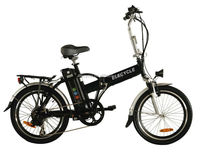 EB8-1 20inch folding electric bike with en15194 light weight folding bicycle