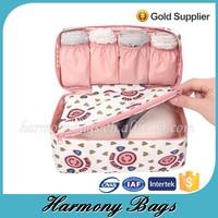 Organizer Travel Lightweight Underwear bra bag for lady