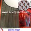 decorative metal fabrics, metal mesh curtain, metal wire gauzes screens