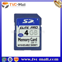 4GB Micro SD Memory Card with SD Adapter