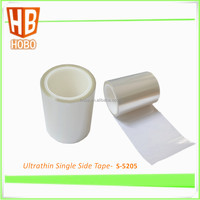 S-5205 Self adhesive transparent tape self adhesive, insulation tape