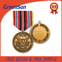 Welcome Wholesales special design gold silver copper metal blank medals