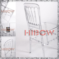 Crystal Cheltenham Chair, Party Chateau Chair Rental