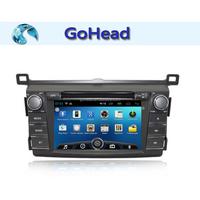 For Toyota RAV4 2013 Android 4.4 Bluetooth Audio Radio 3g Wifi MP3 GPS Car DVD Player