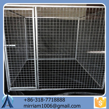 easy assemble and eco-friendly pet cages dog kennel/ dog cages