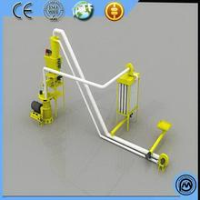 Design hot-sale bio fuel bagasse acacia cheapest feed beech wood pellet machine production line
