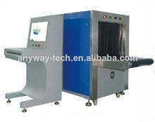 equipaje del aeropuerto de escaneo de rayos x de la máquina 6550c