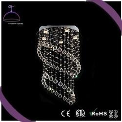 Hot sale modern crystal chandelier,decoration hanging chandelier light