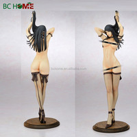 3D pvc anime sex figure/Japanese nude girl sex anime figure