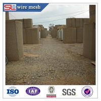 Hot sale!High quality galvanized Hesco Bastion for military protection