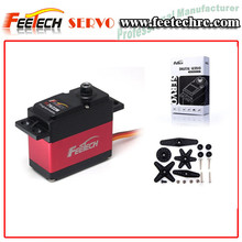 Feetech rc High Torque 0.15sec 20kg.cm HV Programmable Digital Servo Fi7622M for For rc airplane/rc car/rc boat