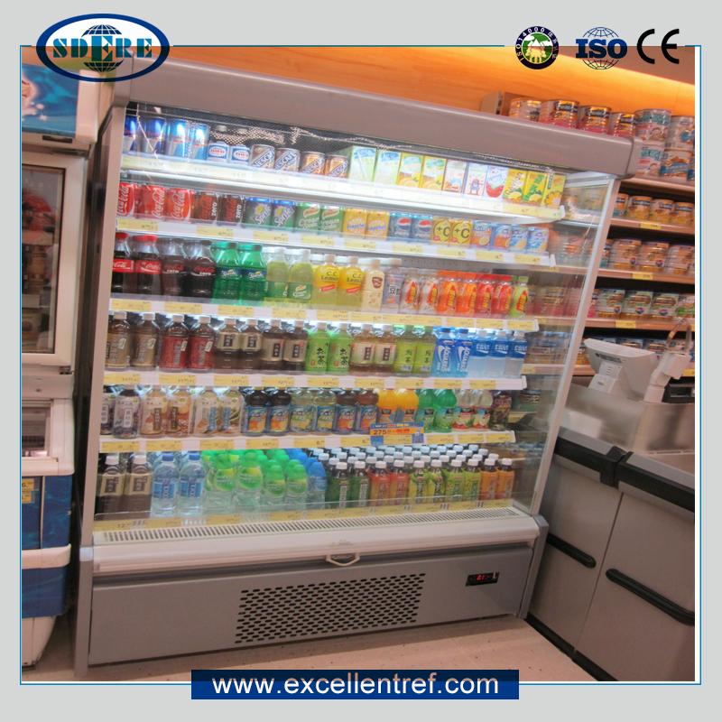 Pepsi kühlschrank von vorne offen typ verwendet als zigarette ...