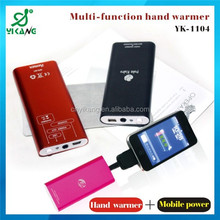 Alibaba Express USB Rechargeable Power Bank Warmer Export to Japan