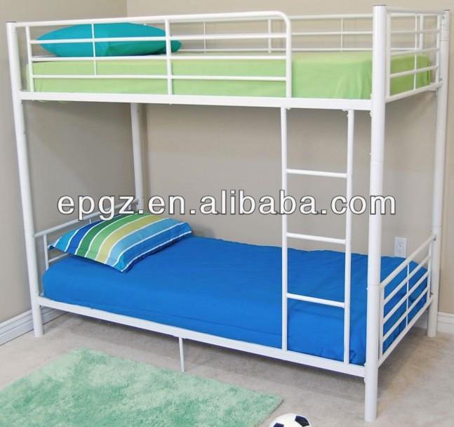 2014 china camas literas de metal del marco camas literas - Literas de 3 camas ...
