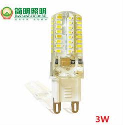 led G9 light AC 110v 220v 240v 3w led g9 lamp 4w mini g9 .replace halogen g9 40w
