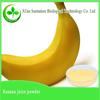 Freeze dried banana extract powder