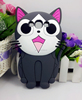 Chi's Sweet Home Cell Phone Case 3D Lovely Cat Cartoon Mobile Phone Silicone Case For Samsung iPhone6 plus/6/5s/5/4s/4 Wholesale