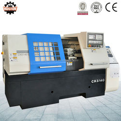 Hoston flat bed and ecomomic cnc lathe machine