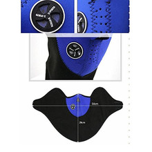 China Supplier Anti Cold Mask Warm Winter Ski Cycling Sports Half Face Neck Mask Cover