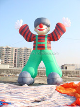 Cheap Advertising Inflatable Cartoon Character man inflatable Model for sale