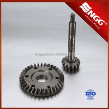 High Precision Rear Drive Axle Gear shaft For E Tricycle