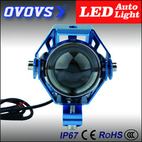 2015 Hot LED 12W MOTORCYCLE LAMP 12V driving light for MOTORCYCLE
