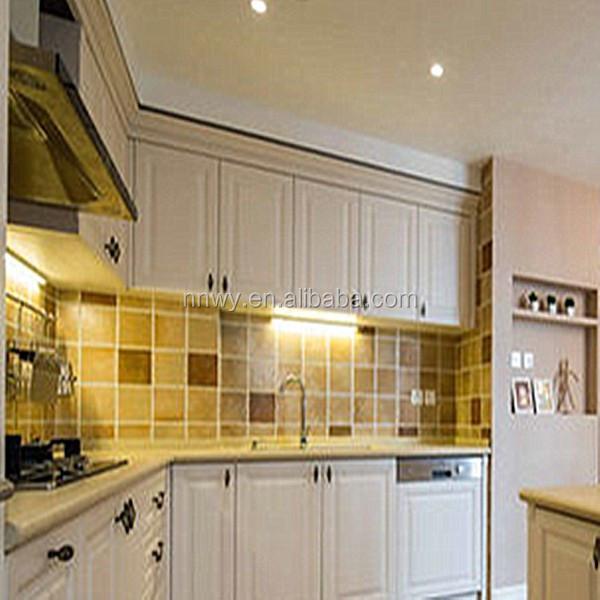 300x600mm interior black and yellow kitchen bathroom tile design on