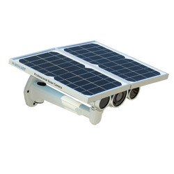 High Quality Solar Power Battery Build-in 16G TF Card Wireless Waterproof IP66 P2P IP Camera