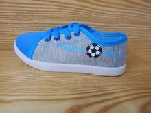 Hot sale canvas sport shoe for boy