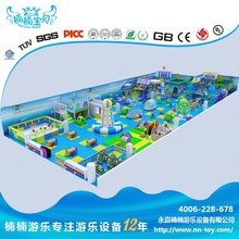Newest indoor softplay children playground for children