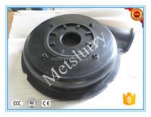 Slurry pump parts natural rubber frame plate liner wet parts