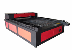 with red dot 100W laser power 1500*2500mm laser cutter engraver with CE
