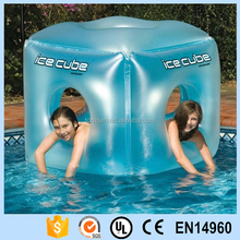 Ice Cube Fun Float/Inflatable ice cube