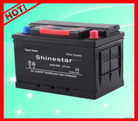 High Quality Shinestar brand battery incoe Best exporting price