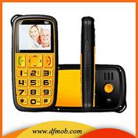 2015 1.8inch Unlocked Wap Gprs MTK6260M Gsm Quad Band FM SOS Old People Cellphone T02