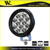 60W super bright round led driving light, 4x4 LED round work light 60W