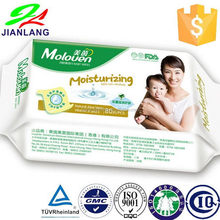 Best quality hotsell oem baby wet wipes/tissue