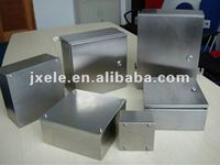 Stainless steel enclosure distribution box IP66