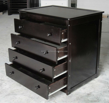 Solid Timber Chest of drawers/Baby change table