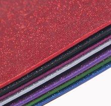 Eva Foam Products//ethylene Vinyl Acetate/shiny glitter eva Foam Sheet