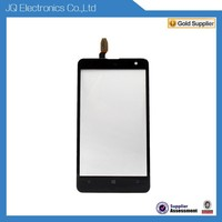 Mobile phone parts touch screen digitizer glass for Nokia Lumia 625 ,touch panel screen for Nokia Lumia 625