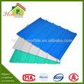 Precio de fábrica de láminas para techos anti-UV para la casa