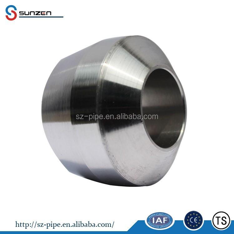 Stainless steel pipe fitting weldolet buy