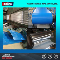 galvalume corrugated metal roofing sheet factory price
