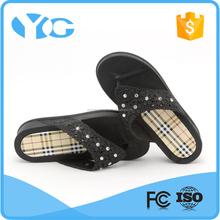 2015 hot sale summer latest girls travel slippers, convenient slipper for girl
