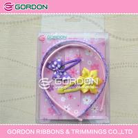 The hairpin, ribbon hair bow, hair band bow